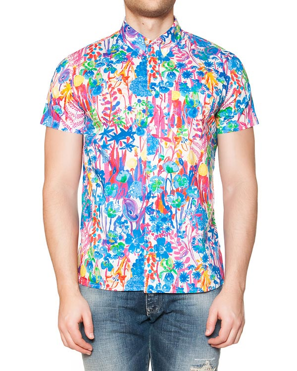 рубашка  артикул MSR9ZCL-CSC047 марки CAPRI купить за 4300 руб.