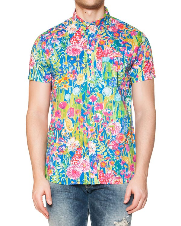 рубашка  артикул MSR9ZCL-CSC047 марки CAPRI купить за 3700 руб.