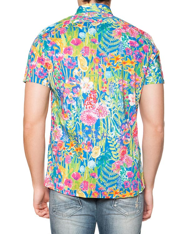 мужская рубашка CAPRI, сезон: лето 2015. Купить за 4300 руб. | Фото $i