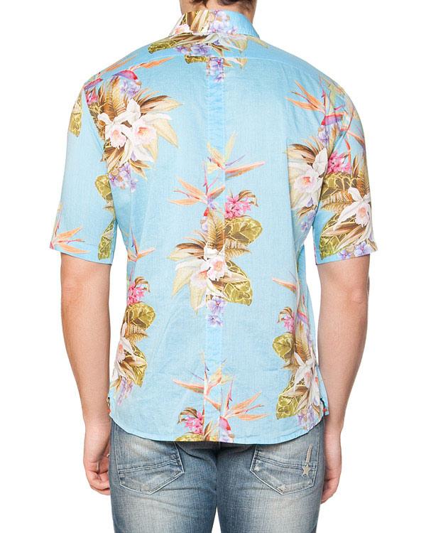 мужская рубашка CAPRI, сезон: лето 2015. Купить за 5000 руб. | Фото $i