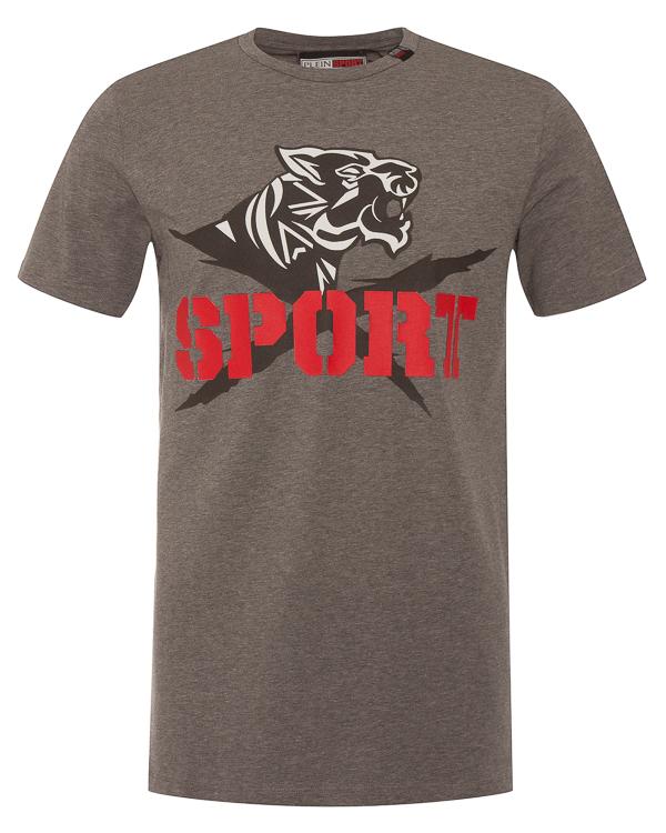 PHILIPP PLEIN sport с контрастным принтом артикул  марки PHILIPP PLEIN sport купить за 11000 руб.
