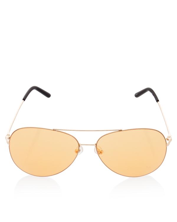 очки из коллаборации Linda Farrow х Matthew Williamson  артикул MW171 марки Linda Farrow купить за 17800 руб.