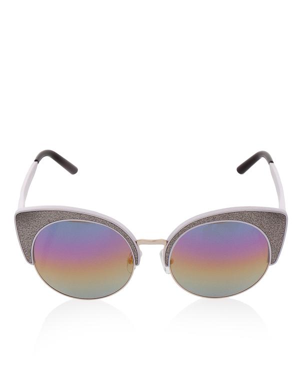 очки  из коллаборации Linda Farrow х Matthew Williamson  артикул MW182 марки Linda Farrow купить за 21600 руб.