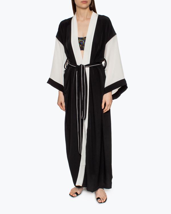 Женская кимоно MAURIZIO, сезон: лето 2021. Купить за 44600 руб.   Фото 2
