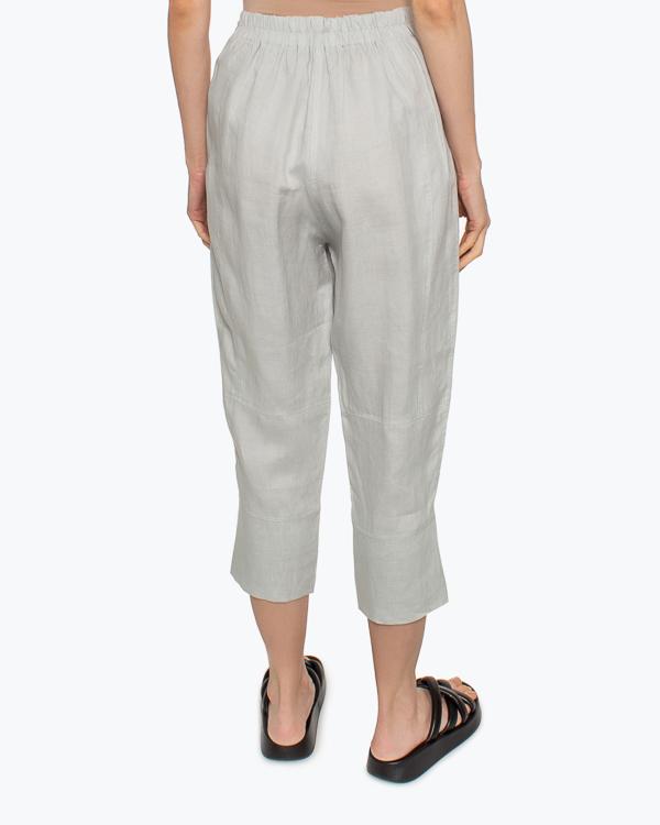 Женская брюки MAURIZIO, сезон: лето 2021. Купить за 19400 руб.   Фото 3