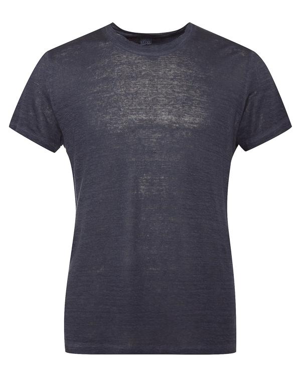 футболка из льна полуприлегающего силуэта  артикул N0M7288-E908F01 марки 120% lino купить за 9200 руб.