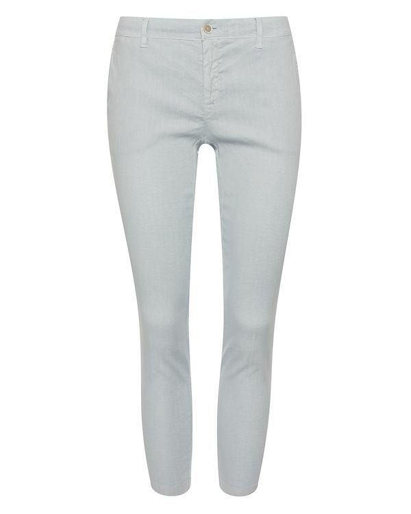 брюки из смеси льна и хлопка  артикул N0W2175 марки 120% lino купить за 10000 руб.
