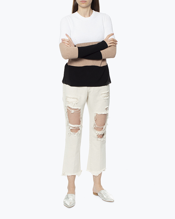 женская джинсы 2M2W, сезон: лето 2017. Купить за 8700 руб. | Фото $i