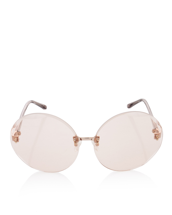 очки из коллаборации Linda Farrow х Nº21  артикул N21S16 марки Linda Farrow купить за 21600 руб.