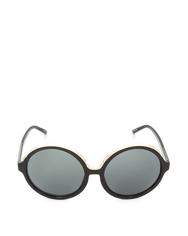 очки коллаборация с брендом No.21 артикул N21S1C1SUN марки Linda Farrow купить за 17800 руб.