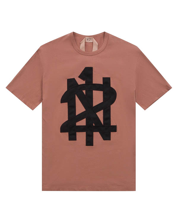 футболка  артикул N2M0F012 марки № 21 купить за 18500 руб.