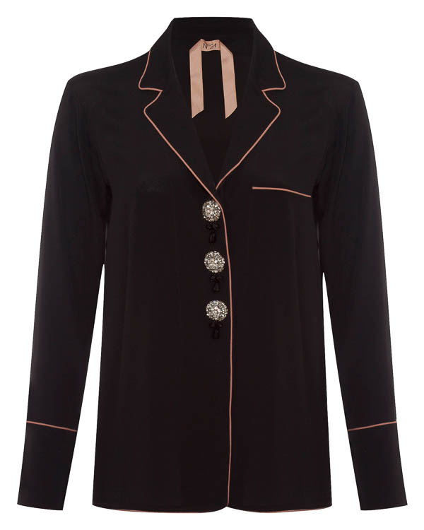 блуза  артикул N2M0G072 марки № 21 купить за 44300 руб.