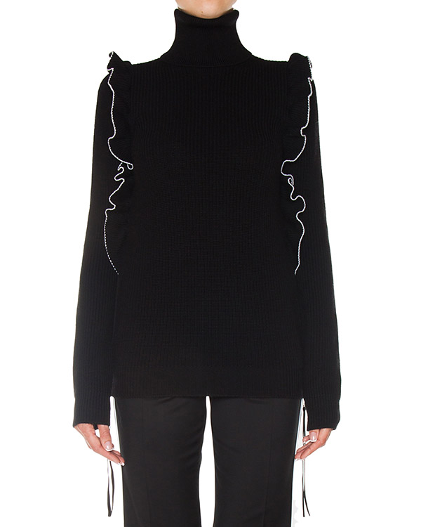 свитер из трикотажной шерсти  артикул N2MA0027 марки № 21 купить за 22700 руб.