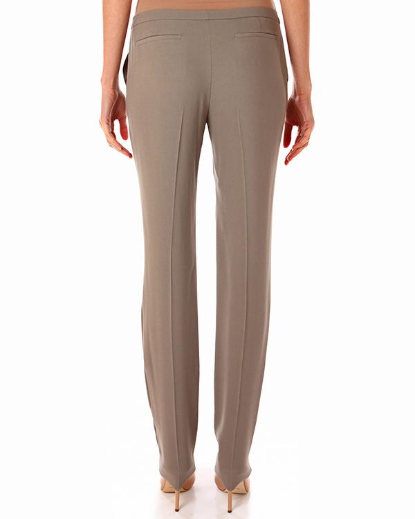 женская брюки EMPORIO ARMANI, сезон: лето 2014. Купить за 7300 руб. | Фото $i