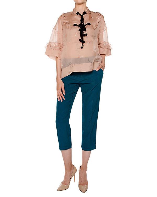 женская блуза № 21, сезон: лето 2016. Купить за 31800 руб.   Фото $i