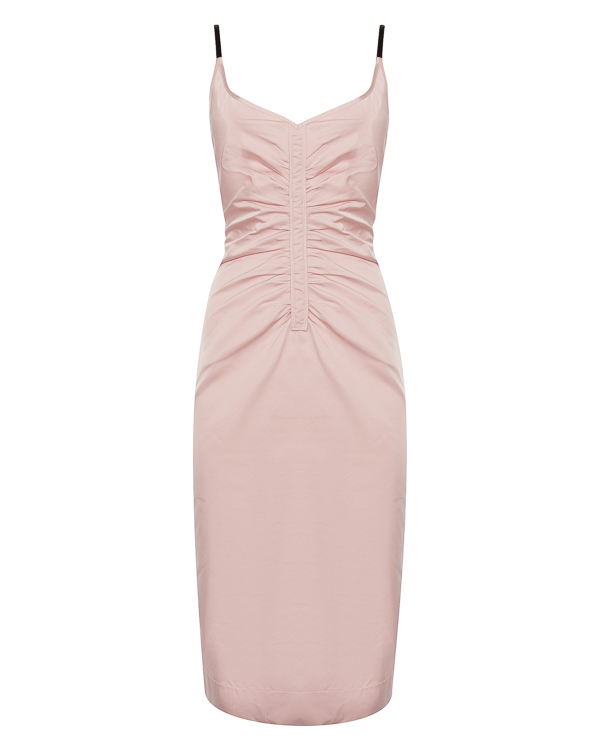 платье с открытой спиной  артикул N2S0H151 марки № 21 купить за 19500 руб.