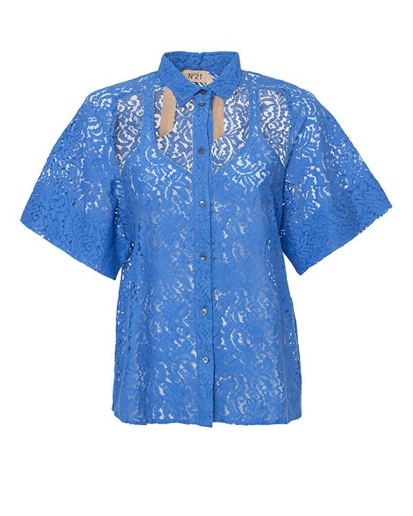 блуза  артикул N2SG072 марки № 21 купить за 16700 руб.