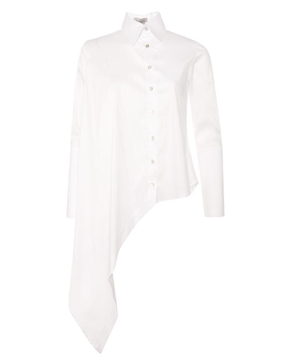 Balossa асимметричного кроя из рубашечного хлопка  артикул  марки Balossa купить за 9800 руб.