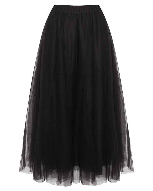 юбка пачка из многослойного фатина  артикул NYLLUX620029X марки P.A.R.O.S.H. купить за 21300 руб.
