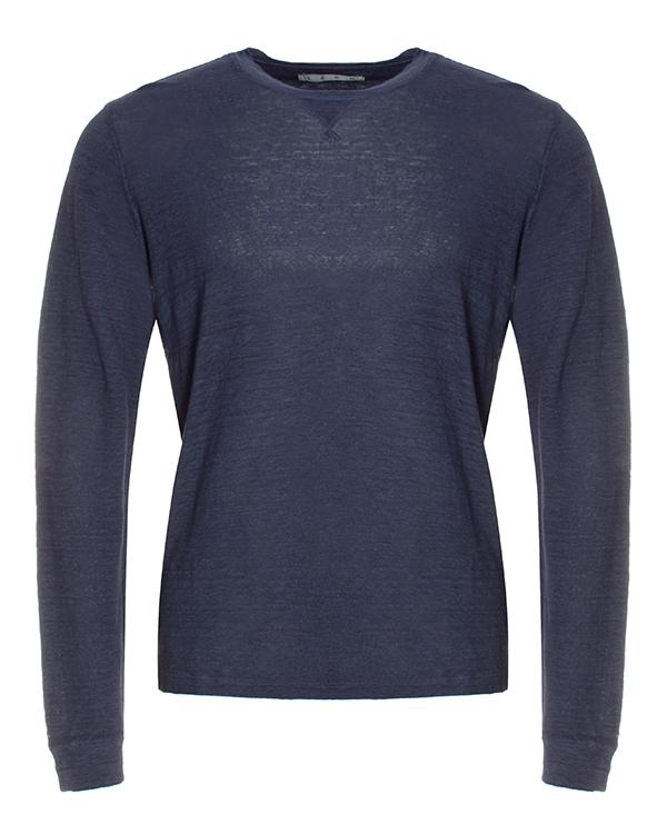 120% cashmere из меланжевого льна артикул  марки 120% cashmere купить за 11400 руб.