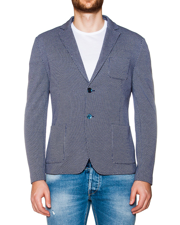 мужская пиджак Obvious Basic, сезон: лето 2016. Купить за 14600 руб.   Фото $i