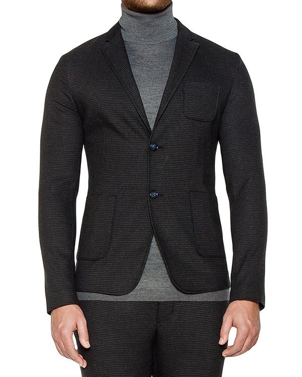 мужская пиджак Obvious Basic, сезон: зима 2016/17. Купить за 17100 руб. | Фото $i