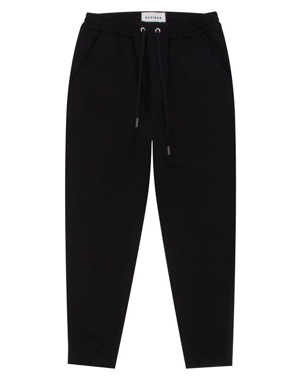 брюки спортивного кроя артикул OBW17454P103 марки Obvious Basic купить за 7300 руб.