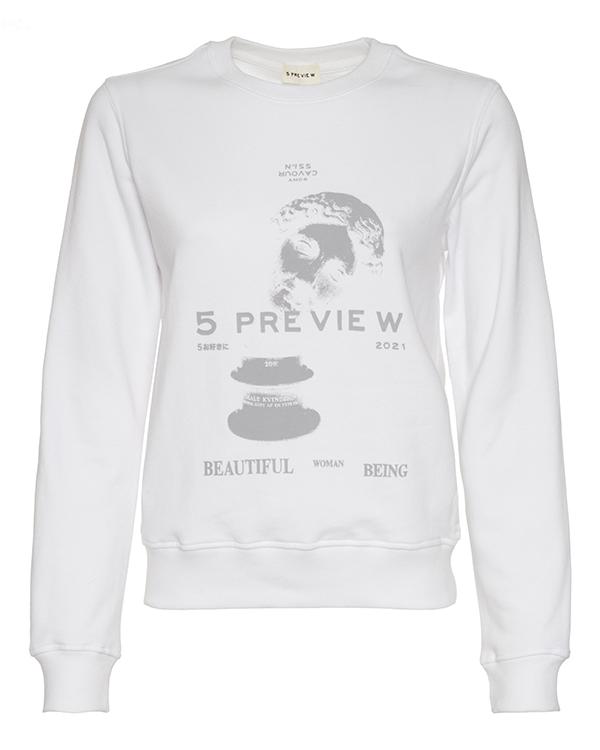 5Preview из хлопкового футера  артикул  марки 5Preview купить за 15700 руб.