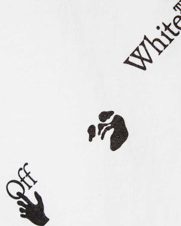 Мужская футболка Off-White, сезон: лето 2021. Купить за 32700 руб. | Фото 4