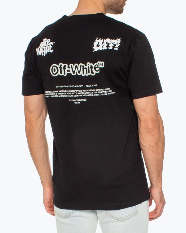 Мужская футболка Off-White, сезон: лето 2021. Купить за 26500 руб. | Фото 3