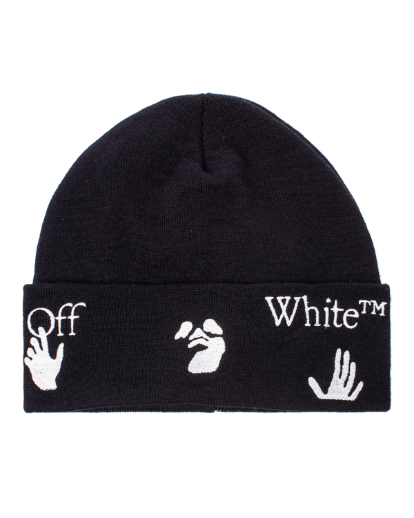 Off-White из шерсти мериноса  артикул  марки Off-White купить за 22500 руб.
