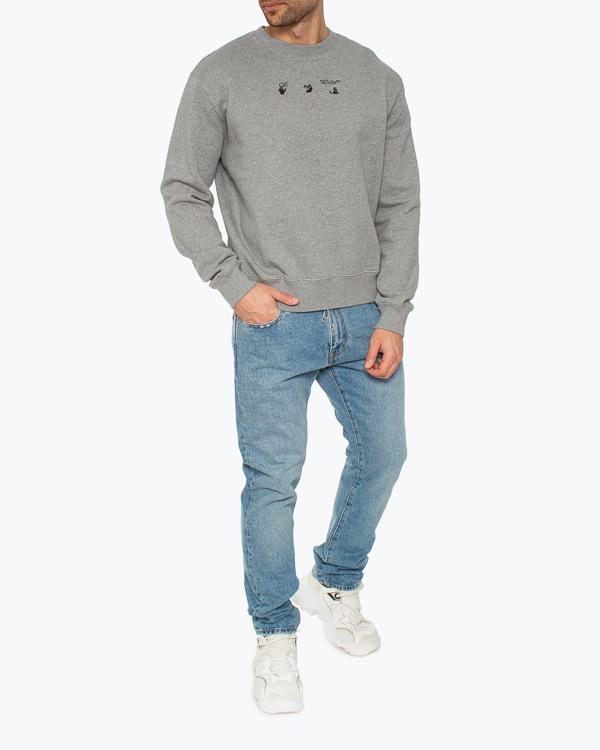Мужская джинсы Off-White, сезон: лето 2021. Купить за 42200 руб.   Фото 1