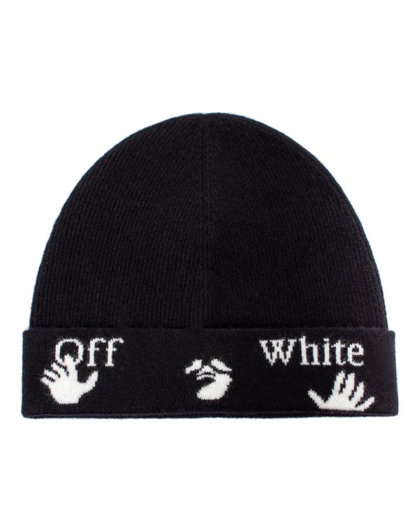 Off-White из шерсти с логотипом бренда  артикул  марки Off-White купить за 21300 руб.