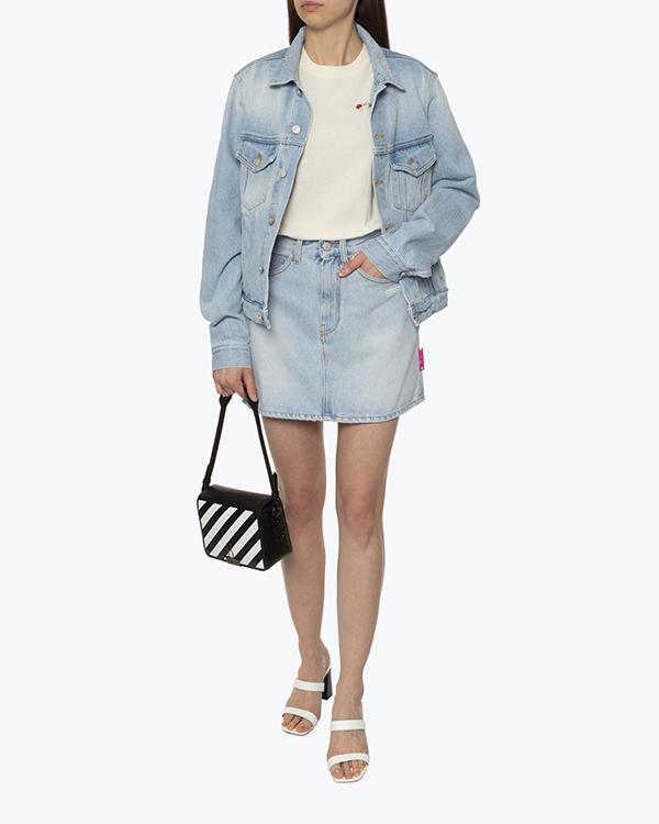 Женская юбка Off-White, сезон: лето 2021. Купить за 41600 руб.   Фото 1