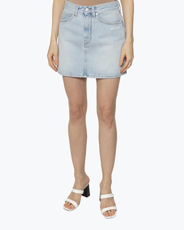 Женская юбка Off-White, сезон: лето 2021. Купить за 41600 руб.   Фото 2