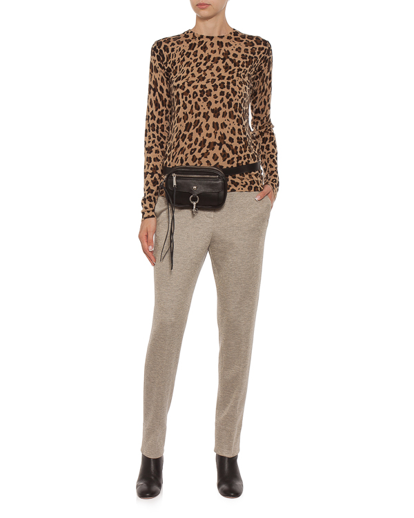 женская брюки Peserico, сезон: зима 2018/19. Купить за 18200 руб. | Фото 3