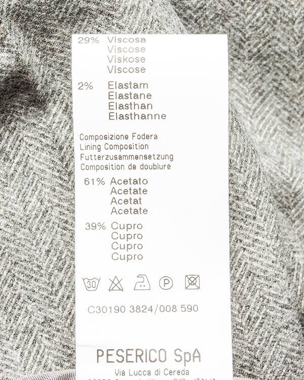 женская брюки Peserico, сезон: зима 2016/17. Купить за 11900 руб. | Фото $i