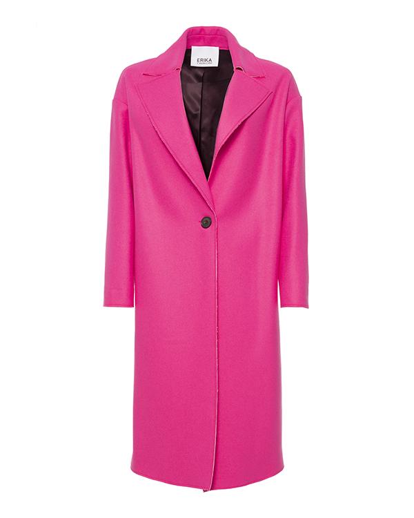 Erika Cavallini из шерсти розового оттенка артикул  марки Erika Cavallini купить за 67900 руб.