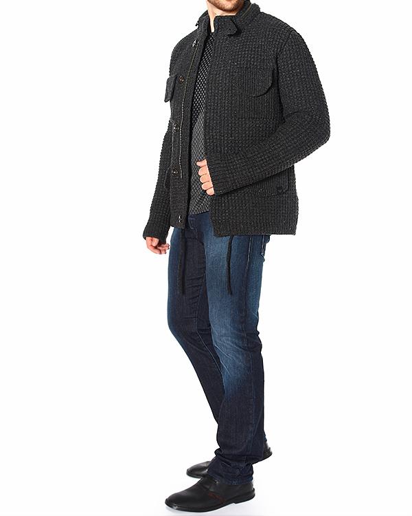 мужская джемпер EMPORIO ARMANI, сезон: зима 2014/15. Купить за 11500 руб.   Фото $i