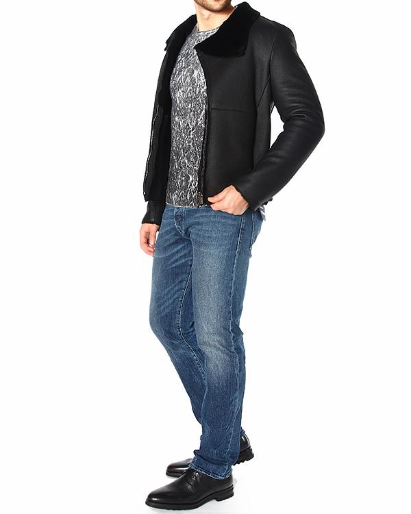мужская джемпер EMPORIO ARMANI, сезон: зима 2014/15. Купить за 13900 руб. | Фото $i