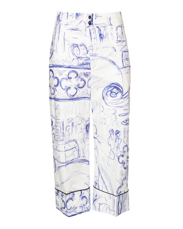 Erika Cavallini укороченного силуэта  артикул  марки Erika Cavallini купить за 33300 руб.