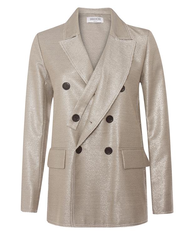 GAUCHERE из костюмной шерсти с отстрочкой  артикул  марки GAUCHERE купить за 100700 руб.