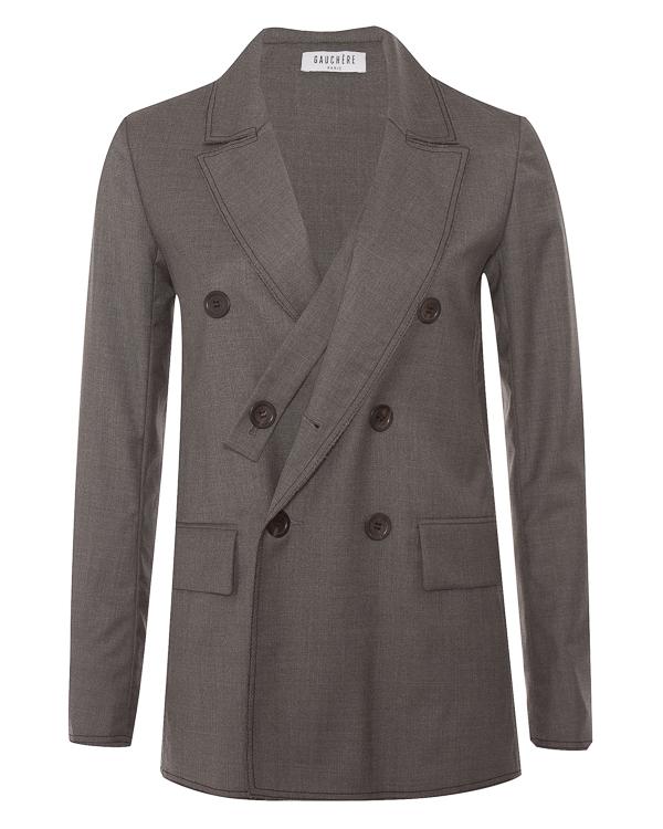 GAUCHERE из костюмной шерсти с отстрочкой артикул  марки GAUCHERE купить за 94900 руб.