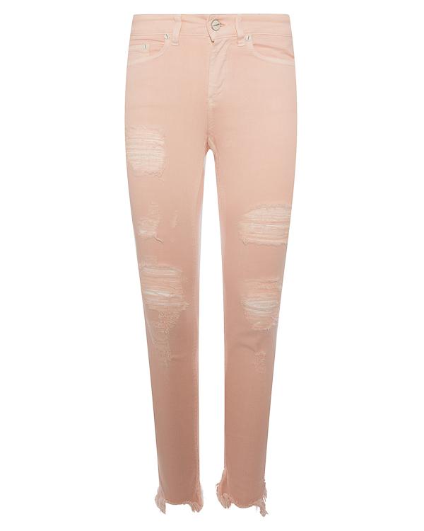 джинсы Slim в винтажном стиле артикул P692-BS009D марки DONDUP купить за 21800 руб.