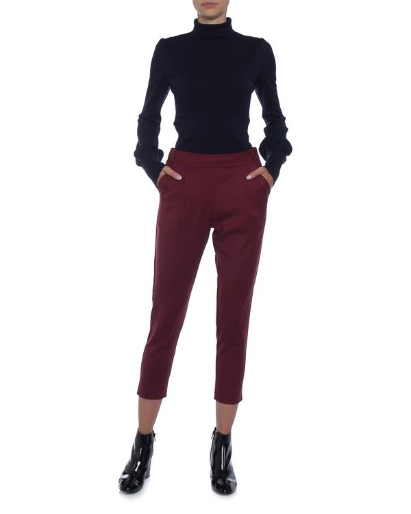 женская брюки Erika Cavallini, сезон: зима 2017/18. Купить за 10500 руб. | Фото $i