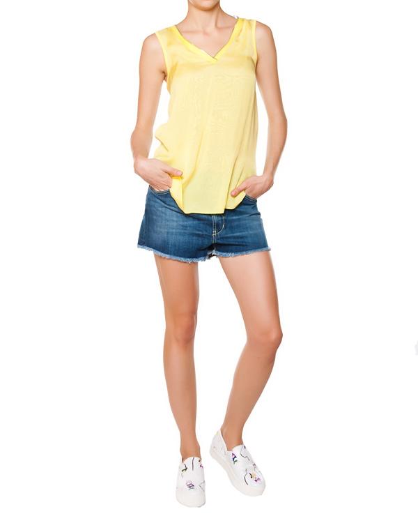 женская шорты DONDUP, сезон: лето 2015. Купить за 6700 руб. | Фото $i