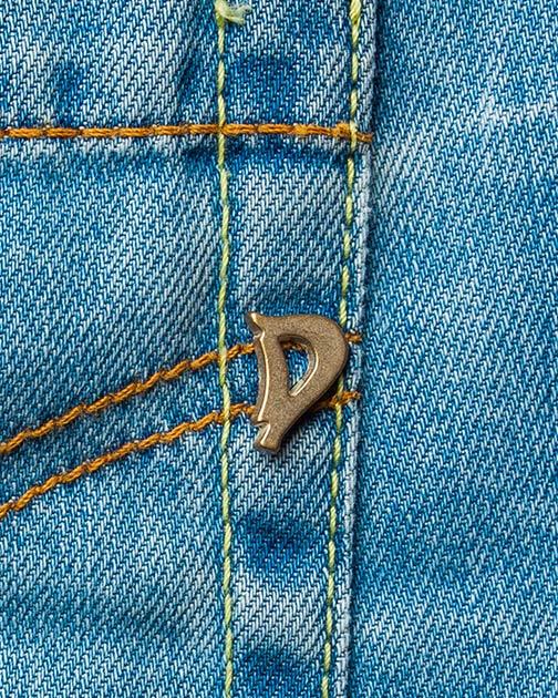 женская джинсы DONDUP, сезон: лето 2016. Купить за 9300 руб. | Фото $i