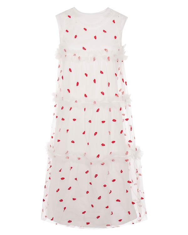 платье А-образного силуэта  артикул PALABRA730392 марки P.A.R.O.S.H. купить за 24500 руб.