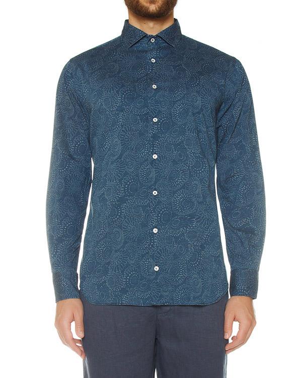 рубашка  артикул PAMPLONA марки MC2 Saint Barth купить за 4600 руб.