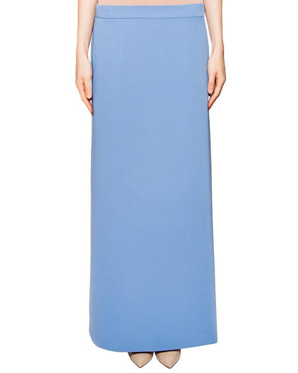 P.A.R.O.S.H. в пол прямого кроя, из легкой ткани артикул PANTERA620138 марки P.A.R.O.S.H. купить за 7500 руб.